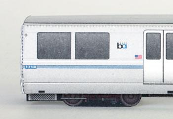 Wurlington Press Bart Train