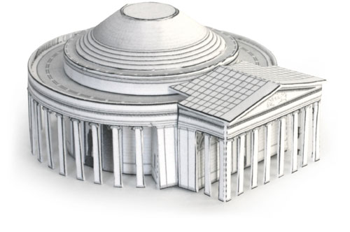 How To Build The Jefferson Memorial